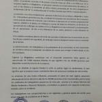 El Salvador: Comunicado de Prensa