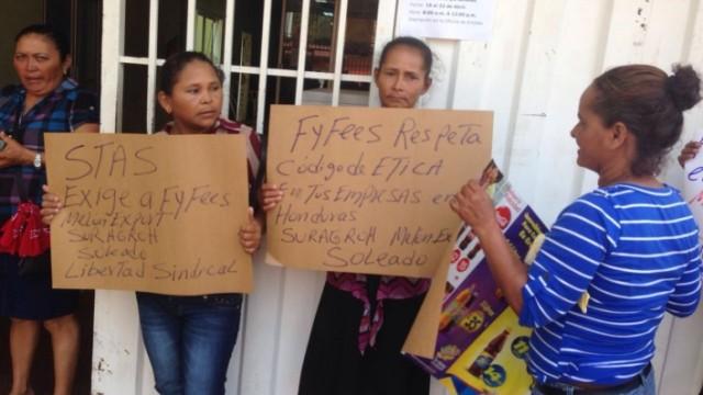 Grupo SUMITOMO, comprando Violaciones Laborales.