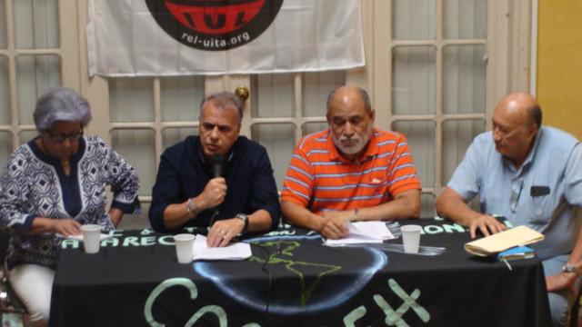 UITA denuncia un modelo económico en Honduras que suprime los derechos de los trabajadores y trabajadoras
