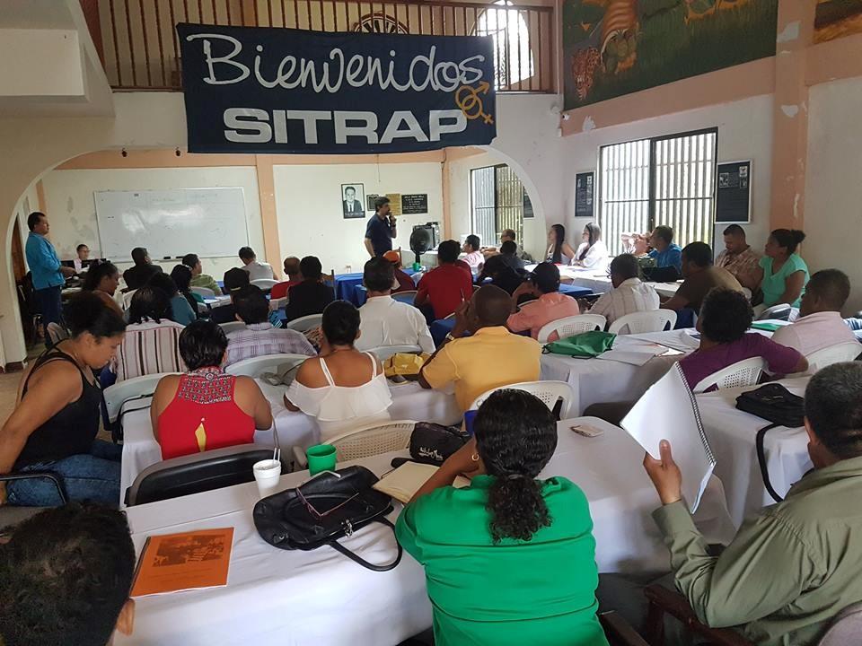 SITRAP cierra ciclo de talleres sobre la Reforma Procesal Laboral