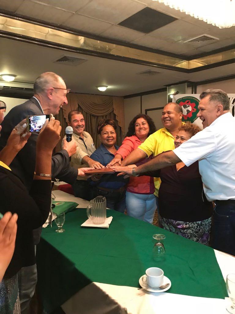 XIV Conferencia COLSIBA finaliza con Elección de Comité Coordinador