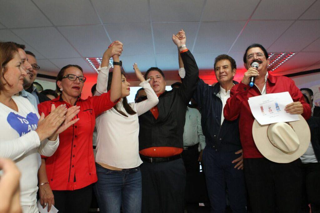 NYT: Nasralla prácticamente es el vencedor de las elecciones en Honduras